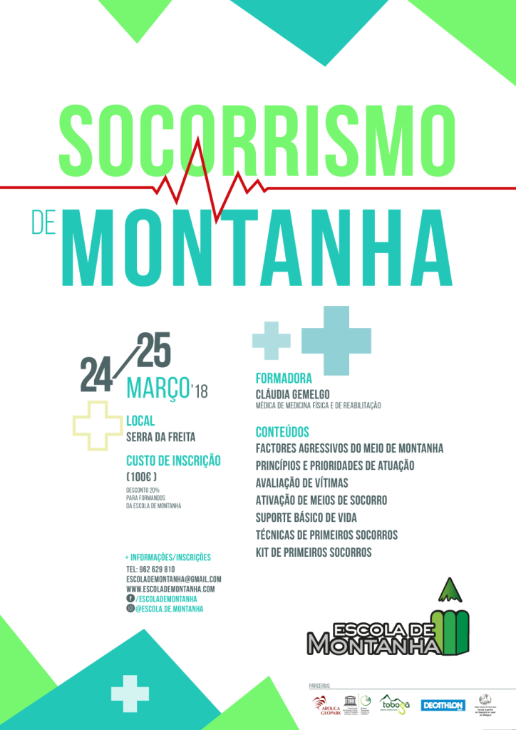 Curso de Socorrismo de Montanh